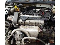 vw polo 6n2 1.4 16v engine 64000 miles vgc