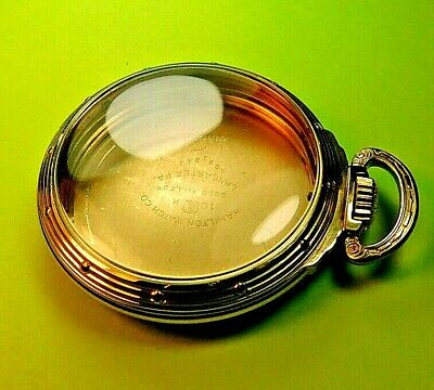 Excellent 16s, 21j Hamilton 992B   Pocket  Watch Case - Model A