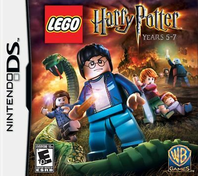 LEGO Harry Potter: Years 5-7 3DS New Nintendo 3DS
