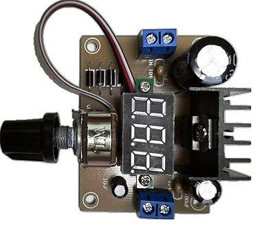 Diy Kit Led Lm317 Adjustable Voltage Regulator Step-down Power Supply Module