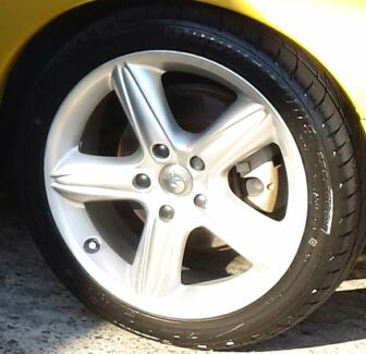 vt vx genuine HSV clubsport/gts wheels and tyres x6  South Morang Whittlesea Area Preview