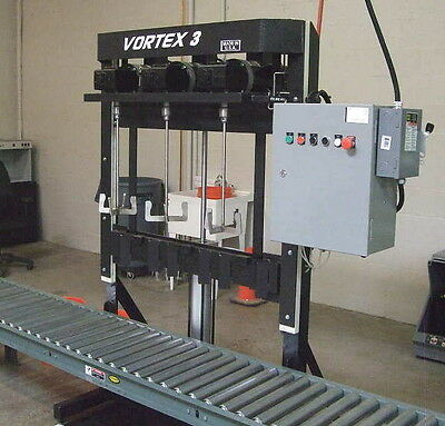 New Vortex - 1-2-3 Headed Cnc Mixer Eifs Stucco Aac Sips - Warranty