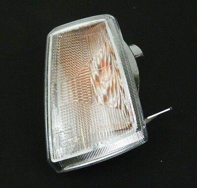 PEUGEOT 205 1983-1998 FRONT LEFT INDICATOR LIGHT LAMP N/S PASSENGER - CLEAR