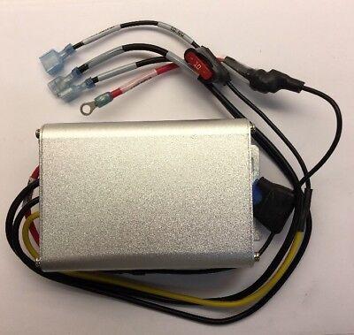 New Dcdc Car Voltage Converter Step Up Regulator 12v To 24v 15a 360w