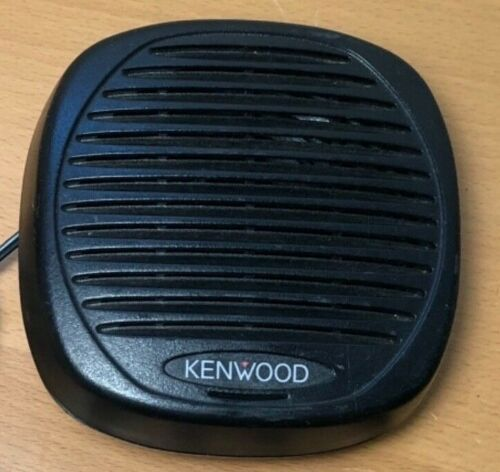 OEM Kenwood KES-5 Two Way Radio 40W External Speaker