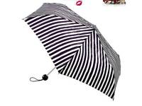 Lulu Guiness 'Painterly' umbrella brand new with tags