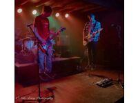 Bassist / bass player required for rock originals band