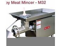 Meat Grinder Butcher Meat Mincer 32