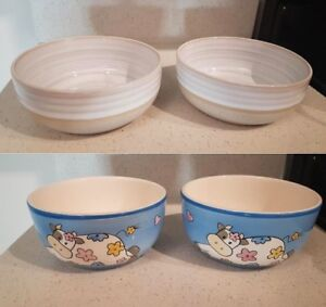 Bowls (2 sets of 2)