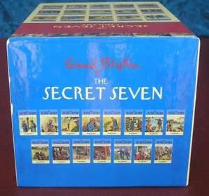Enid Blyton Complete Secret Seven plus 15 Famous Five