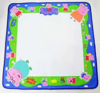 Peppa Pig jumbo aquadoodle drawing mat (no mess, no ink) Redcliffe Belmont Area Preview