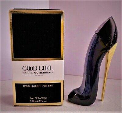 CAROLINA HERRERA - GOOD GIRL - Eau de Parfum 7,0 ml für Damen -MINIATUR- NEU&OVP