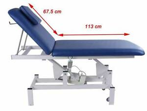Beauty bed - salon massage and treatment bed physio Chatswood Willoughby Area Preview