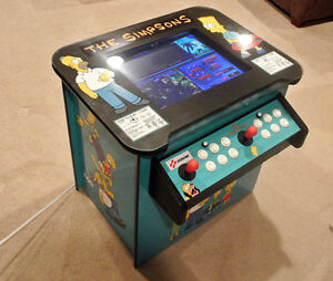 PACMAN & MRS PACMAN UPRIGHT & CT TABLES 680 games Kingston Kingston Area image 9