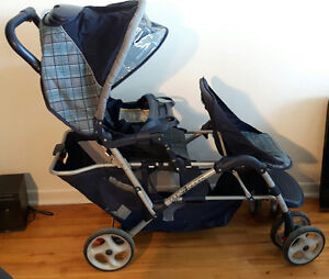 Graco Duo Glider stroller / poussette