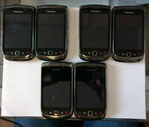Blackberry Torch 9800/Blackberry Torch 9810
