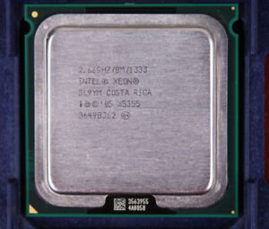 Processeur Intel Xeon Quad Core X5355 2.66GHz LGA771