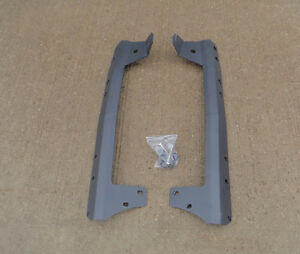 Jeep Wrangler light bar mounting bracket kit
