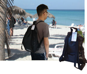 Backpack swim bag, swimming bag, beach bag, sport bag