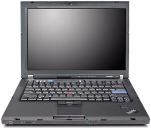 ThinkPad T61 business laptop