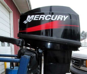 25hp mercury long shaft