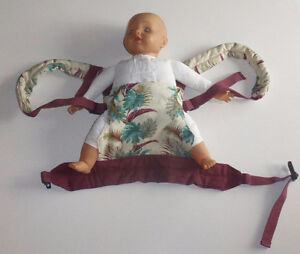 Ergo Baby Doll Carrier (Doll Not Included)