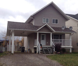 Gorgeous Family Home in Chetwynd BC