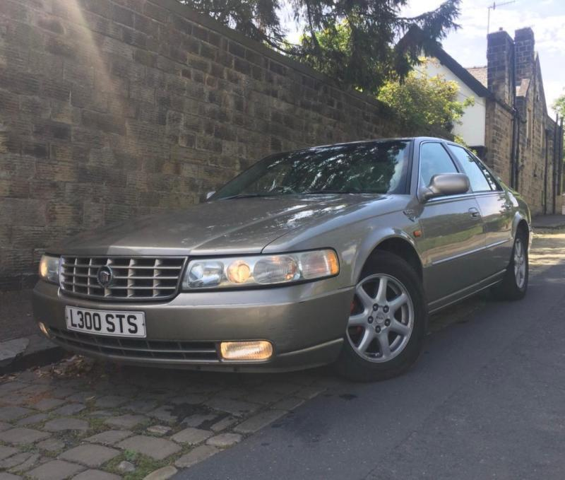 Cadillac Seville Sts 4 6 V8 Petrol Automatic 4 Doors Saloon Gold