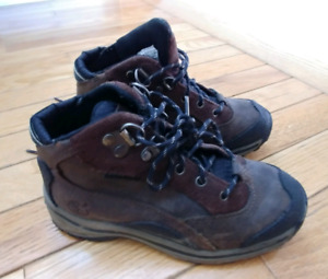 Kids Timberland Hikers - Size 12
