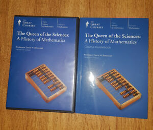DVD-Queen of the Sciences: A History of Mathematics