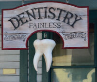 Experienced Dental Admin. Required