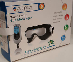 smart living eye messager get rid of eye fatigue and migranes