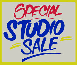 HUGE STUDIO SALE-Photo/Video/Cinema Audio,Lighting,Grip,Crane et