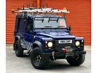 2011 Land Rover Defender 110 2.4 TDi Hard Top 3dr SUV Diesel Manual
