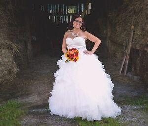 Robe de mariée 16 ans