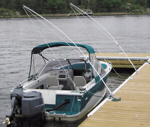 ++WOW++DOCK EDGE 3400-F MOORING WHIPS 12FT 5000lbs+HOME DELIVERY