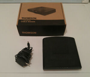 Thomson Cable Modem DCM476
