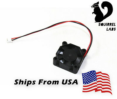 30mm 5V Brushless 2 Pin Cooling Fan Motor Raspberry Pi RepRap 3D Printer