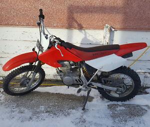 Honda xr80r