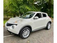 2010 Nissan Juke ACENTA SPORT AUTOMATIC UK DELIVERY 1OWNER - 8 YRS ONLY 20,901