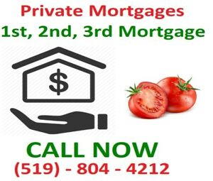 SIGNUP NOW   Private Mortgages   4.99%   Call 289-218-8404