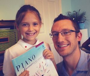 Piano and Guitar lessons Perth Perth City Area Preview