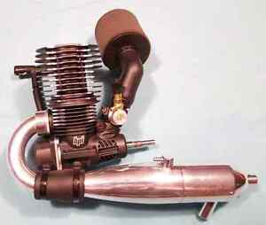 3 HPI NITRO ENGINES****MAKE FAIR OFFER ON ONE/ONE'S YOU WANT****
