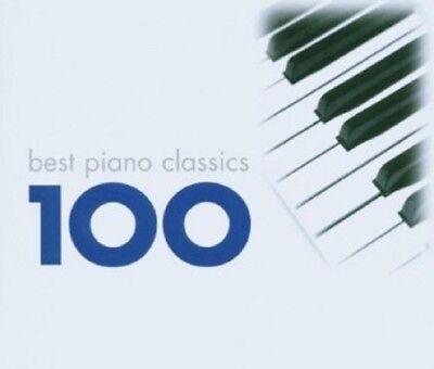 100 BEST PIANO CLASSICS (BEETHOVEN/MENDELSSOHN/MOZART/CHOPIN/RAVEL/+) 6 CD (Best Mozart Piano Sonatas)