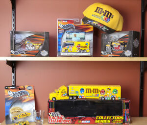 M&M NASCAR Toys and Collectibles