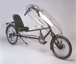 Electric assist Recumbent bicycle