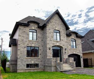 Prestigious single-family homes
