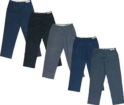 5 Used Uniform Work Pants Cintas, Unifirst, Dickies, Redkap ect