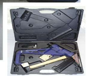 Flooring Nailer and Stapler Kit