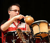 Percussionist for Latin, R&B, Middle-Eastern music